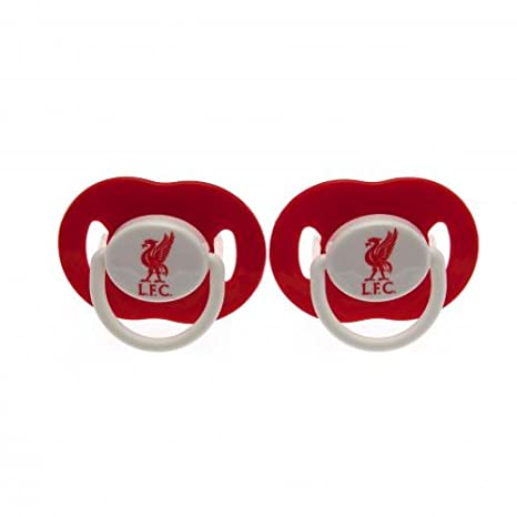 Baby - Chupetes Chupete oficial Liverpool FC - diseño fútbol ...