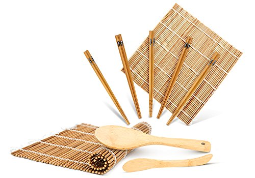 Тарелка Bamboo Sushi Making Kit