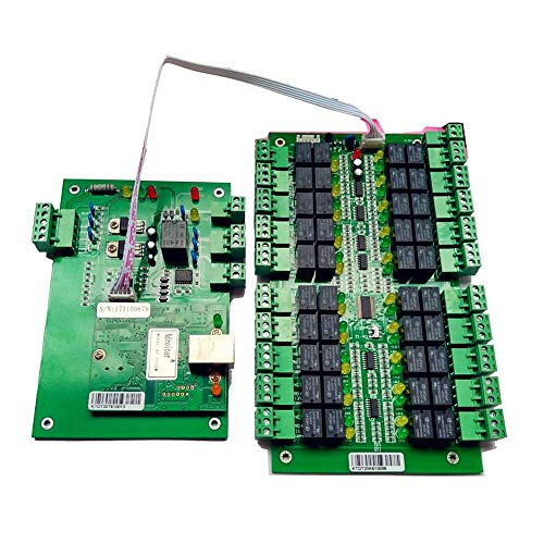 (RFID Elevator Access Control System 20 Floors Lift Access Control Board with Free Software for Elevator)