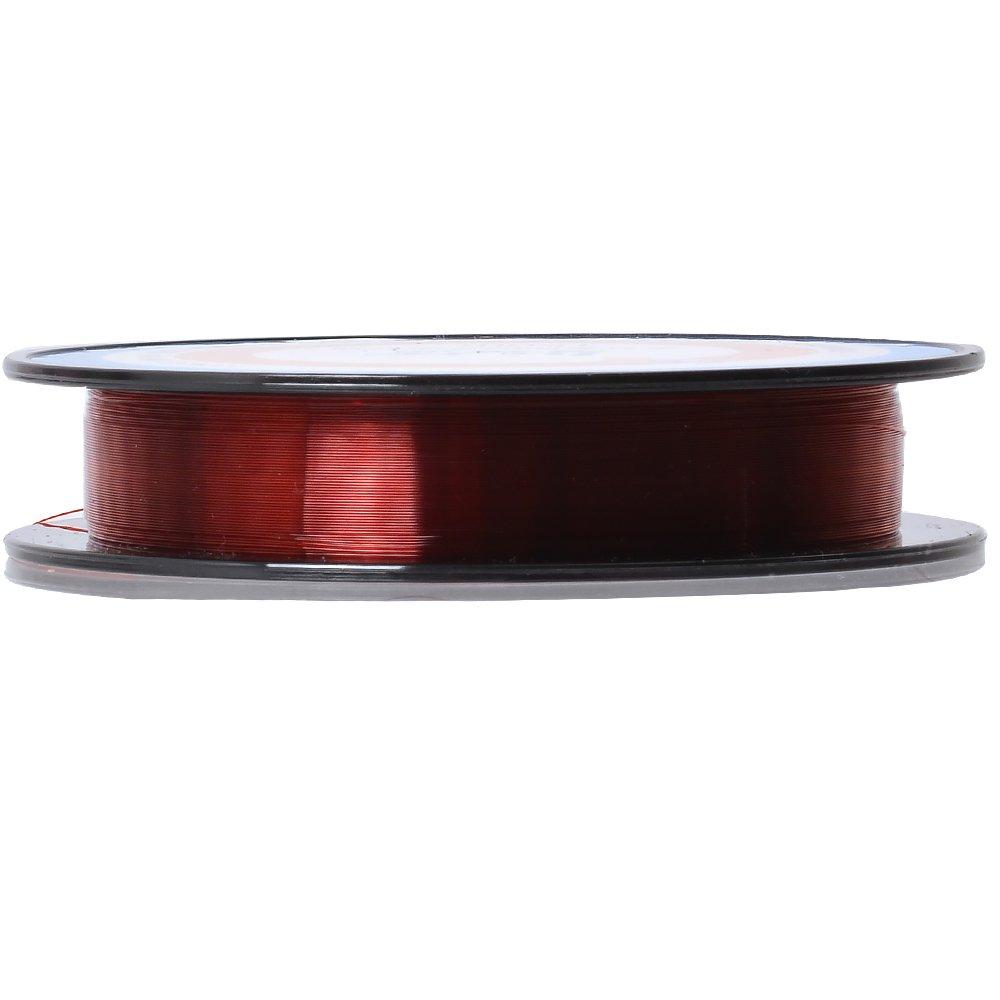 最安値 IlureプレミアムクリアPonyスプールフッ素釣りライン160yd 20 lbs 20 Hi-Vi Hi-Vi lbs Red B071LLRYT8, 有田市:59365fc7 --- a0267596.xsph.ru