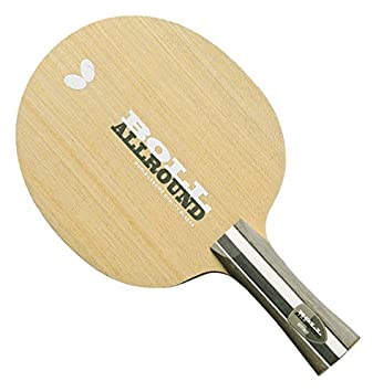 Butterfly Timo Boll All-Round Pro-Line Table Tennis Racket – FL Blade – Tackifire Drive 2.1mm Red and Black Rubbers
