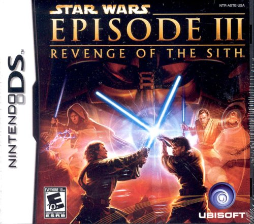 Star Wars Episode III Revenge of the Sith - Nintendo DS (Ds Star Wars Games)