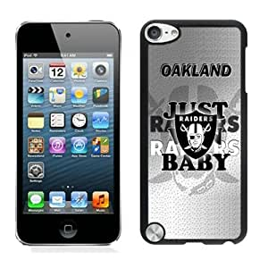 NFL Oakland Raiders iPod Touch 5 Case 013 Ipod Case For Girls NFLiPoDCases420