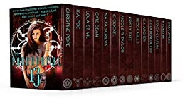The Paranormal 13 (13 free books featuring witches, vampires, werewolves, mermaids, psychics, Loki, time travel and more!): Boxed Set by [Pope, Christine, Poe, K.A., Dean, Cate, Scrieva, Nadia, R Taylor, Nicole, Claflin, Stacy, Tate, Kristy, Zales, Dima, Archer, C.J., M., Kyoko]