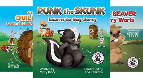 Punk and Friends Learn Social Skills
