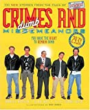 Crimes and MisDumbMeanors, Daniel R. Butler and Alan Ray, 1558536736