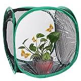 kilofly 30cm Insect Butterfly Habitat Easy Zip Door Instant Pop Up Bug Terrarium