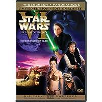 Star Wars VI: Return of the Jedi (Widescreen Limited Edition)