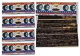 Eagle 250 Seals Tire Repair Plugs 100% Self Vulccanizing Tubeless Slim 8'' X 1/8*