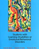 img - for Students with Learning Disabilities or Emotional/Behavioral Disorders by Anne M. Bauer (2000-09-10) book / textbook / text book