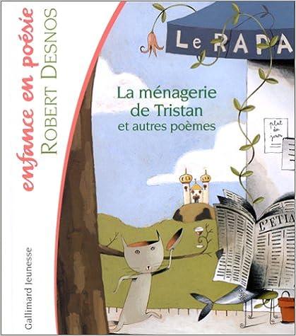 Livres gratuits La ménagerie de Tristan pdf, epub ebook