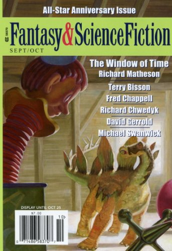 The Magazine of Fantasy & Science Fiction September/October 2010 (The Magazine of Fantasy & Science Fiction Book 119) (119 Terry)