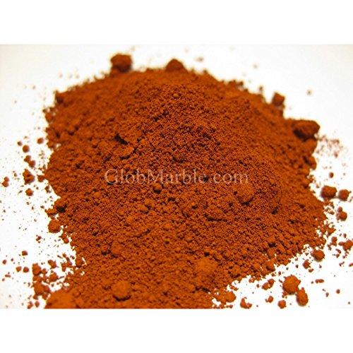 - GlobMarble Concrete Pigment 10134MR025, Terra Cotta 25 lb Bag