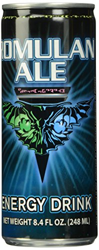 Star Trek Romulan Ale, 8.4-Ounce Cans (Pack of 24)