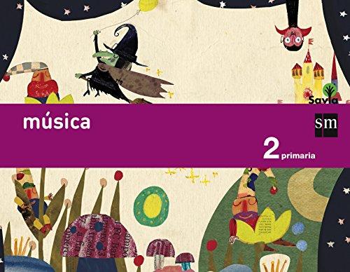 Descargar Libro Música. 2 Primaria. Savia Ángel Müller Gómez