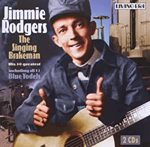 Jimmie Rodgers Singing Brakeman Amazon Com Music