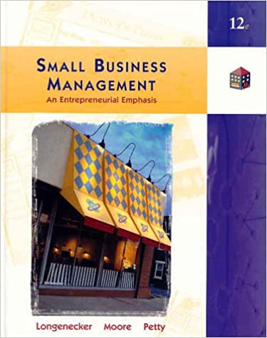 Small business management an entrepreneurial emphasis justin g small business management an entrepreneurial emphasis 12th edition fandeluxe
