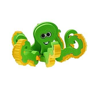 ETbotu 3D Assembly Octopus Shape Blocks Puzzle Toy per bambini