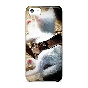 New Style Super Stylish White Girl's Favorite Hangout Premium Cover Case For Iphone 5c