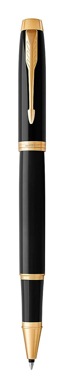 1931674 White Lacquer PARKER IM-Rollerball feine Schreibspitze,