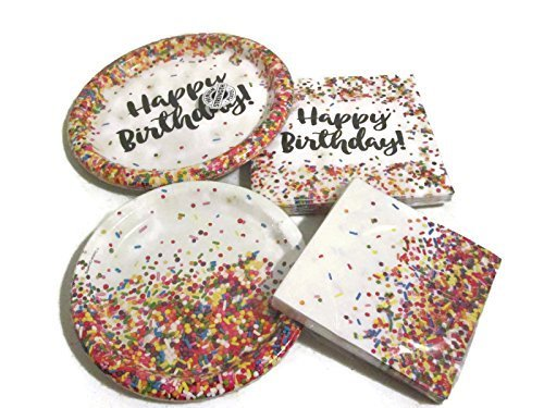 Sprinkles Birthday Party Bundle ()