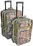 EXPLORER Luggage Set (2-Piece), 20 x 15 x 11-Inch/24 x 17 x 12-Inch, Mossy Oak Review