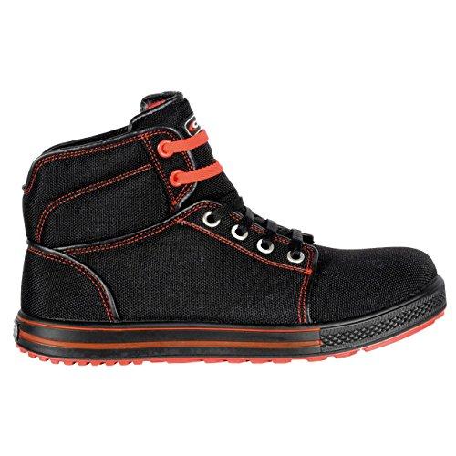Cofra 35130-000.W42 Tap-In S3 SRC Chaussures de sécurité Taille 42 Noir