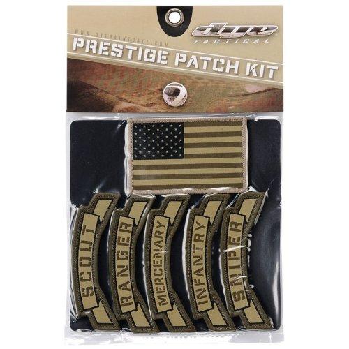 Dye Tactical Velcro Prestige Patch Kit - Unit by Dye