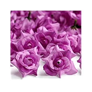 Freshheart Artificial Curling Rose Flower Heads Party Wedding DIY HS0007 86