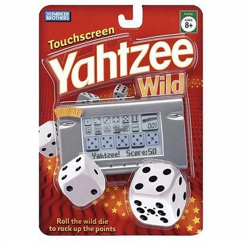 Yahtzee Wild by Hasbro