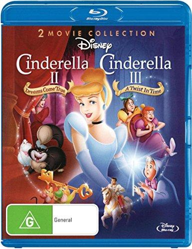 Cinderella II: Dreams Come True / Cinderella III: A Twist In Time