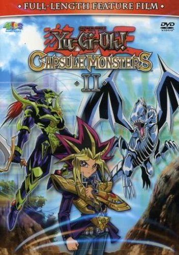 Yu-Gi-Oh!: Movie - Capsule Monsters, Part 2 by