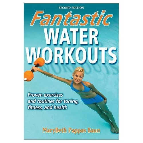 Fantastic Water Workouts Paperback Book product image