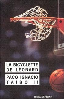 La bicyclette de Léonard par Taibo II