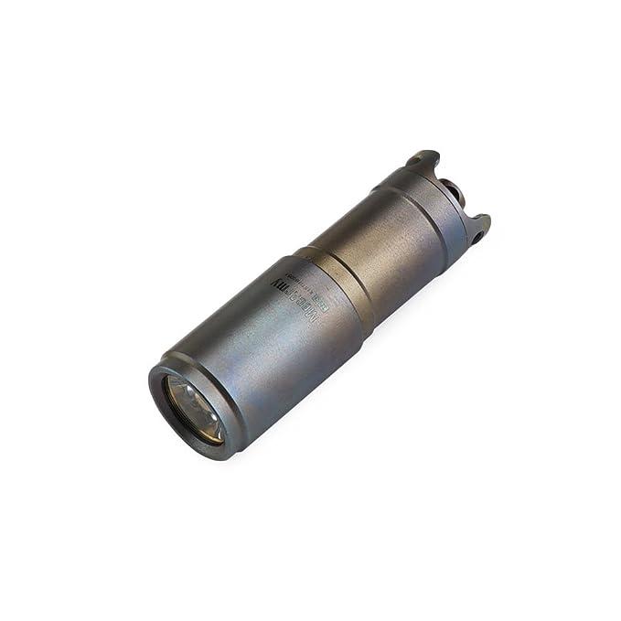 3 opinioni per MecArmy Illumine X1 Lumens 130 CREE XP-G2 Ricaricabile USB Torcia (X-1 Blue