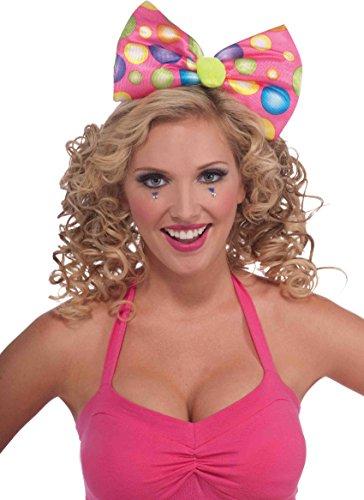 Forum Novelties Circus Sweetie Headband (Tickles The Clown Costumes)