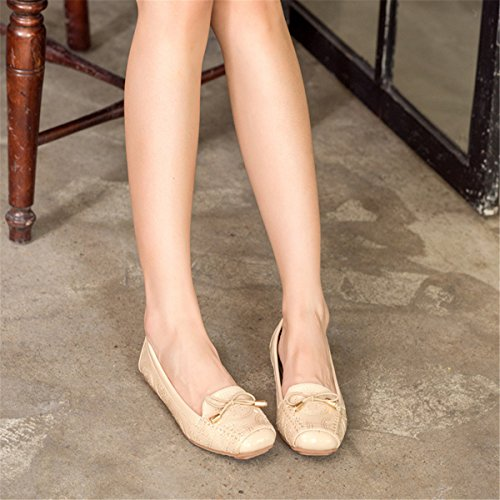 Women Classic Casual Fashion Foldable Comfy Ballet Flats Pointed-Toe Dress Flats Shoes S-3 S3on0s