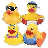 QuackPack Rubber Duckies