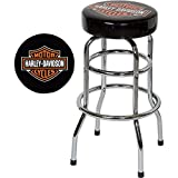 Harley-Davidson Bar & Shield Bar Stool