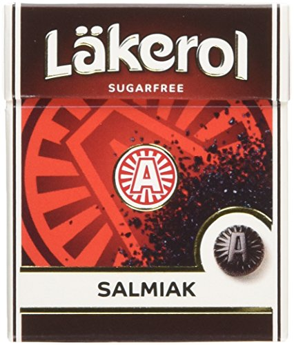 Lakerol Salmiak Licorice (24/0.88oz)