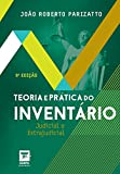 capa de Teoria e Prática do Inventário Judicial e Extrajudicial
