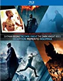 The Christopher Nolan Director's Collection: Batman Begins / The Dark Knight / The Dark Knight Rises / Inception / Memento / Insomnia [Blu-ray] (Bilingual)