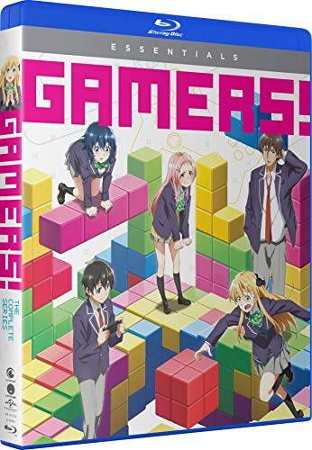 Gamers!: The Complete Series Blu-ray + Digital – Blu-ray