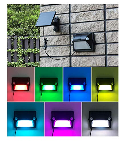 Colour Change Solar Lights