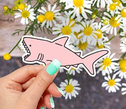 Shark Vinyl Sticker for Laptops Water Bottles and Windows