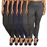 These ShoSho Solid Heather Twill Knitting French Terry Leggings Feature Regular & Plus Sizes and Are Available In 3 Colors; Gray, Navy & Black. They Are Super Soft, Super Stretchy and Comfortable; Providing a Wonderful Feeling. With The Polye...