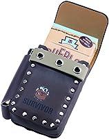 Chilling Time COT0002E Porte-cigarettes étui/boîte à cigarettes en métal, accessoires de voyage