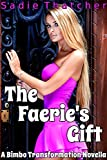 Michaela's life is not the one she wants to lead. She has become a homebody and struggles with leaving her home. But the she is offered a gift from a reformed faerie. He can give her a new body, a new personality and a new lifestyle to give her life ...