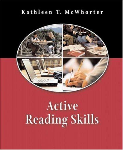 Active Reading Skills -