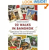 #9: 22 Walks in Bangkok: Exploring the City's Historic Back Lanes and Byways